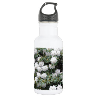 Nepalese Viburnum Grandiflorum 'Snow White' flower 532 Ml Water Bottle