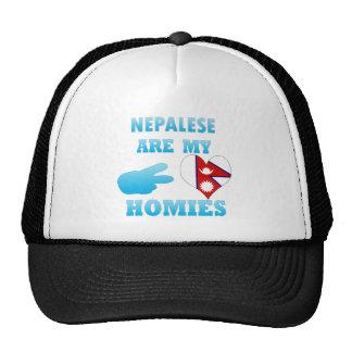 Nepaleses are my Homies Trucker Hat