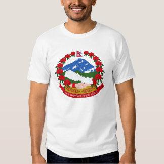 Nepali (Nepalese) national emblem T-Shirt