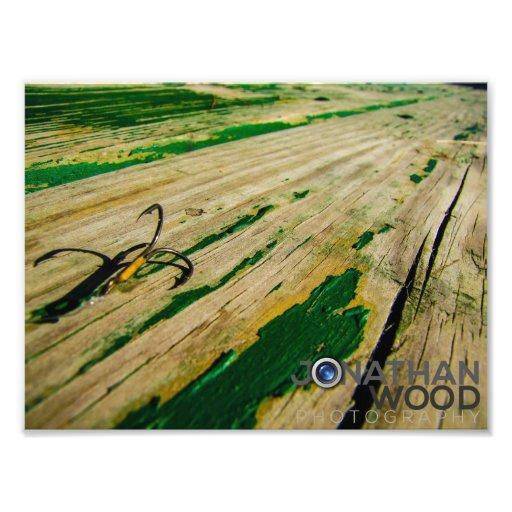 Nepco Fishing Photographic Print