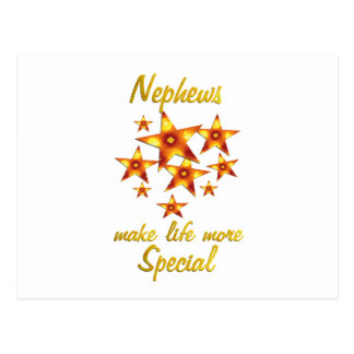 Nephews are Special Postcard
