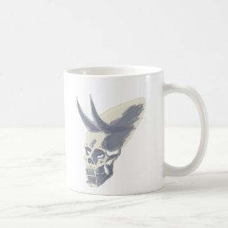 Nephilim Skull & Fleshed Mug