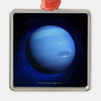 Neptune 3 christmas ornament