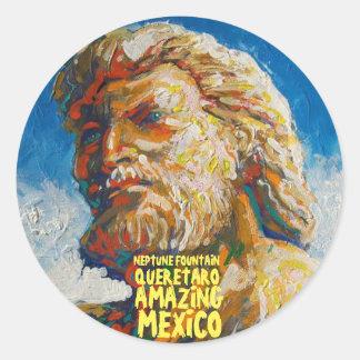 Neptune - Amazing Mexico Sticker