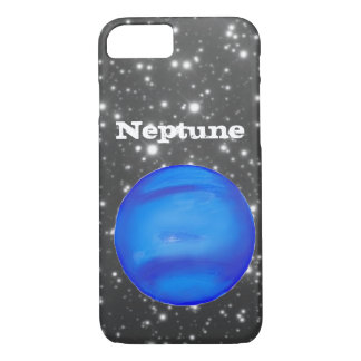 Neptune Astronomy Space Blue iPhone 7 Case