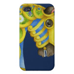 Neptune Carousel Horse Cover For iPhone 4