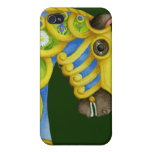 Neptune Carousel Horse iPhone 4 Cover