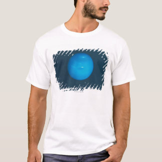Neptune, dynamic blue-green atmosphere T-Shirt