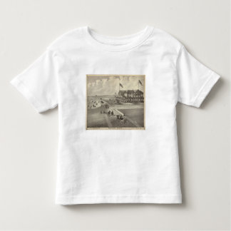 Neptune House, Ocean Beach, NJ Toddler T-Shirt
