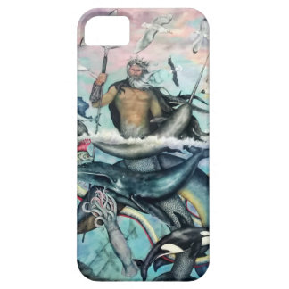 Neptune iPhone 5 Covers