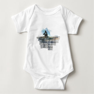 Neptune Panograph Infant Creeper