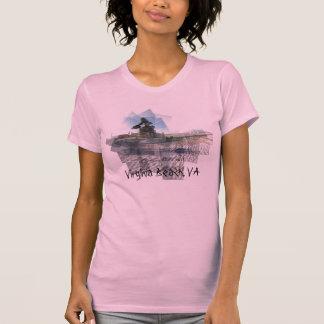 Neptune Panograph, Virginia Beach, VA T-shirts