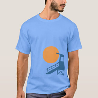 Neptune Split Graphic T-Shirt
