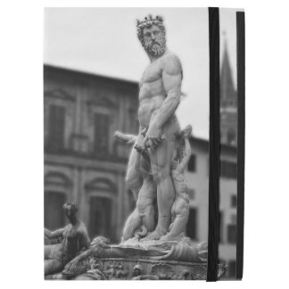 Neptune Statue, Florence, Ipad Pro Case