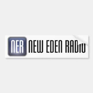 NER Bumper Sticker