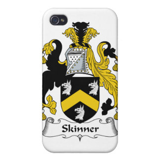 ner Family Crest iPhone 4 Cover