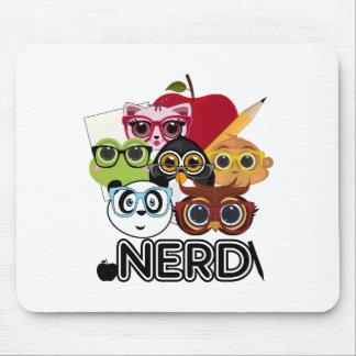 Nerd 3 mousepad