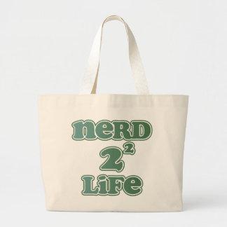 Nerd 4 Life Tote Bags