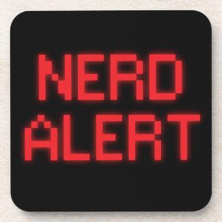 Nerd Alert Coaster