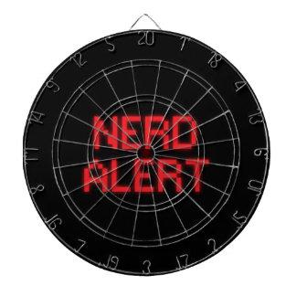 Nerd Alert Dartboard