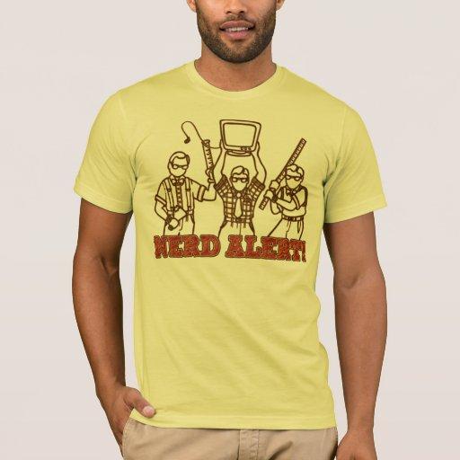 NERD ALERT!!! (weapons) T-Shirt