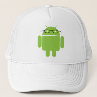 Nerd Android Trucker Hat