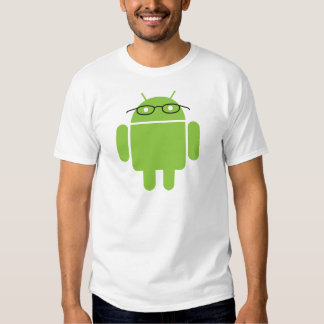 Nerd Android Tshirt
