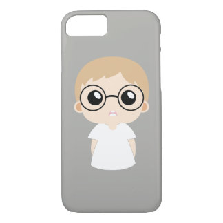 Nerd boy iPhone 8/7 case