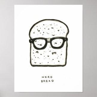 nerd bread poster