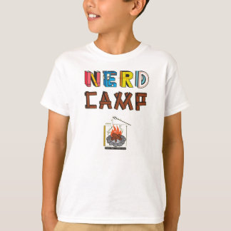 Nerd Camp Kids' T-Shirt