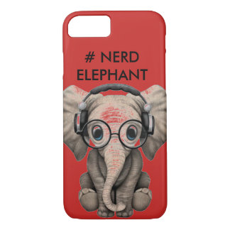# NERD ELEPHANT iPhone 8/7 CASE