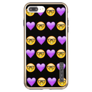 Nerd Emoji iPhone 7 Plus Incipio Incipio DualPro Shine iPhone 8 Plus/7 Plus Case
