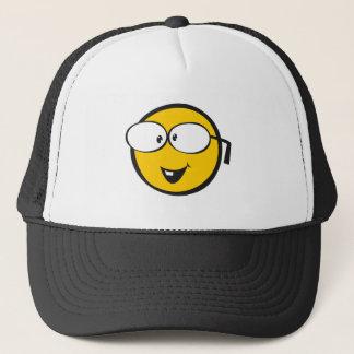 Nerd Emoji Trucker Hat