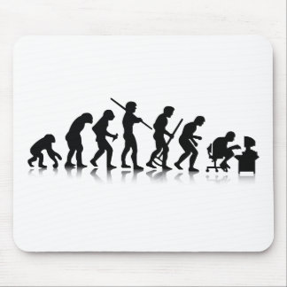 Nerd Evolution Mouse Mat