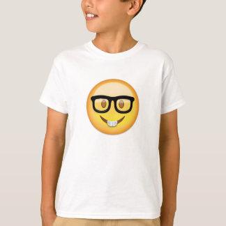 Nerd Face Emoji T-Shirt