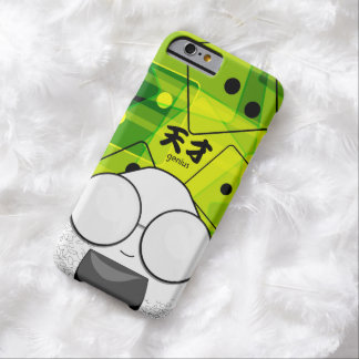 Nerd Japanese Manga Onigiri Barely There iPhone 6 Case