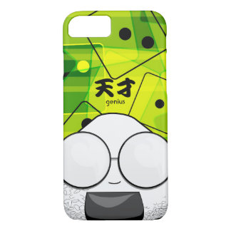 Nerd Japanese Manga Onigiri iPhone 7 Case