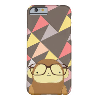 nerd monkey triangles barely there iPhone 6 case