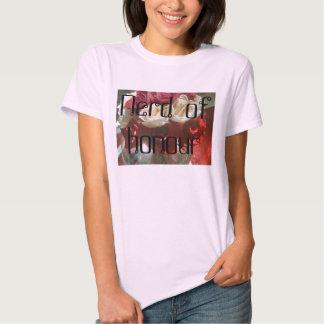 Nerd of honour - funny tshirt