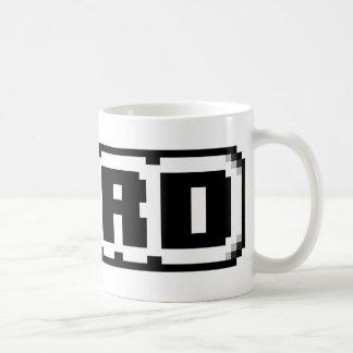 Nerd Pixel Coffee Mugs