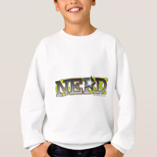 Nerd Star Kids Sweatshirt