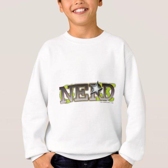 Nerd Star Kids Sweatshirt