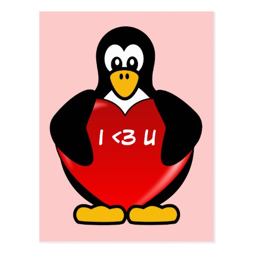 Nerd Valentine: This is how geeks say I love you Postcard