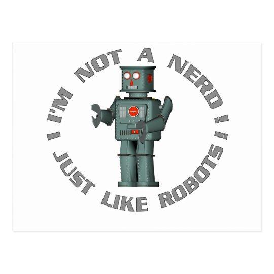 NerdBot Postcard