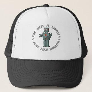 NerdBot Trucker Hat