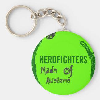 Nerdfighter Keychain