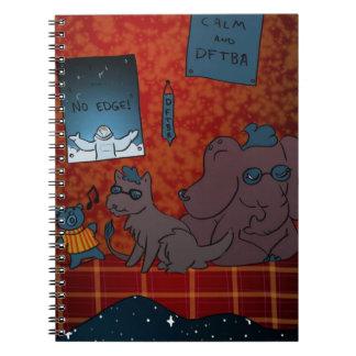 Nerdfighter Notebook