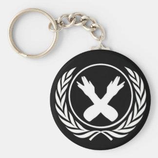 Nerdfighter Seal Key Ring