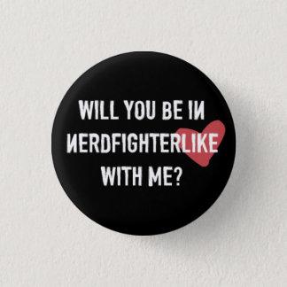 Nerdfighterlike Button Black.