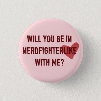 Nerdfighterlike Button Pink.